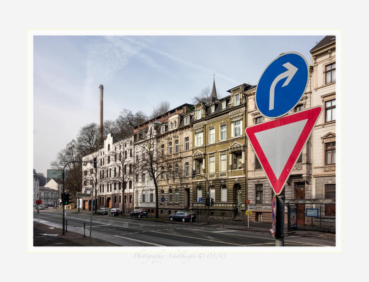 Wuppertal - Gesichter einer Stadt ( 233 )