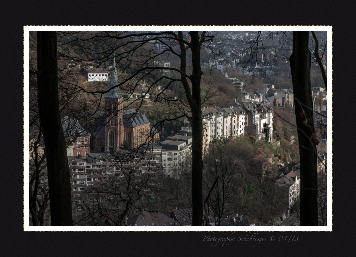 Wuppertal - Gesichter einer Stadt ( 243 )