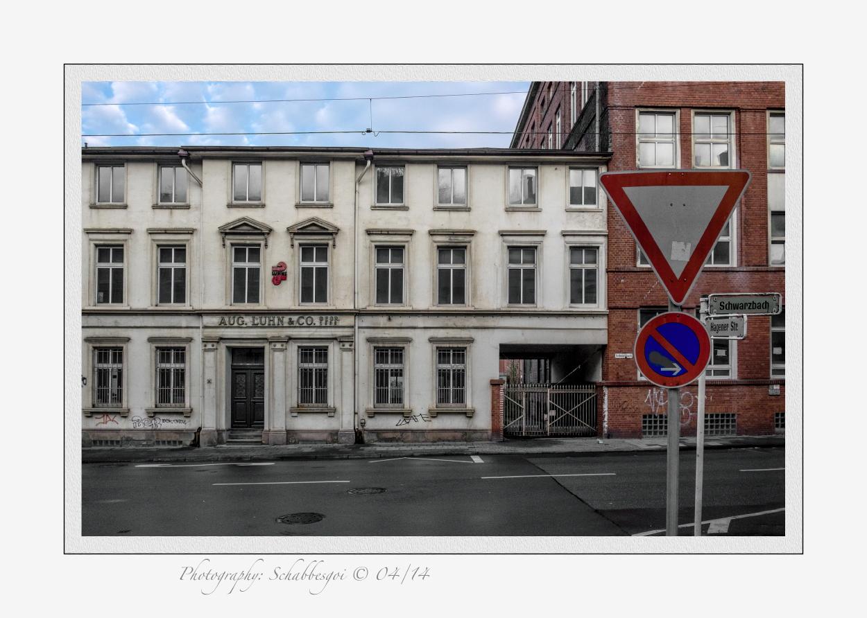 Wuppertal - Gesichter einer Stadt ( 379 )