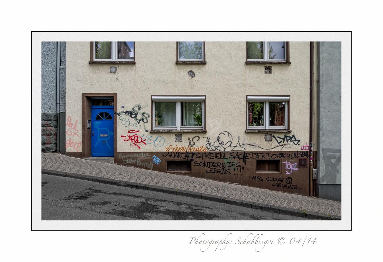 Wuppertal - Gesichter einer Stadt ( 386 )