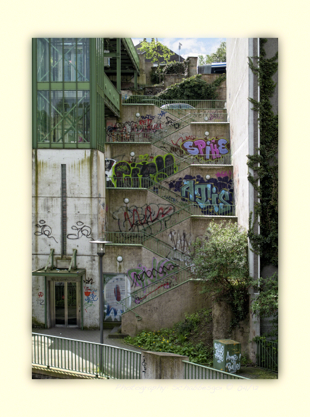 Wuppertal - Gesichter einer Stadt ( 98 )