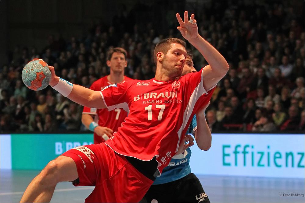 …. wurfstark – Handball Bundesliga