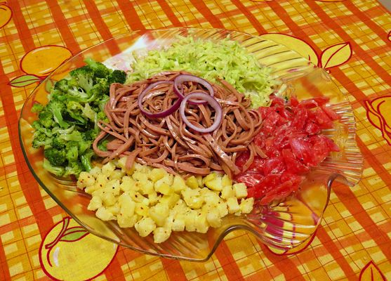 Wurstsalat à la Julienne - Special