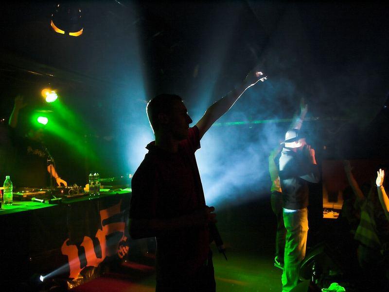 Wurzel 5, Kraftwerk-Club Krummenau