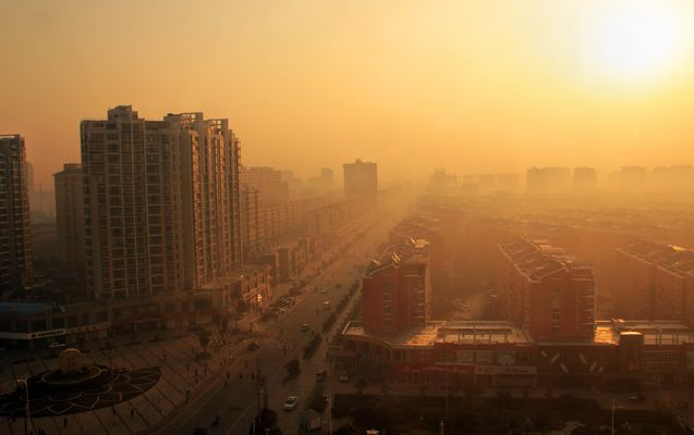 Wuxi pollution