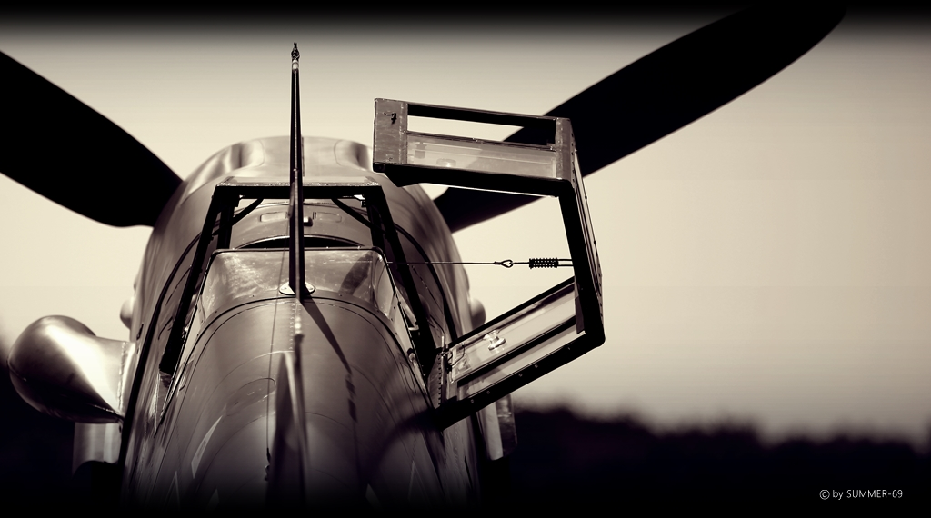 WWII Fighter #2