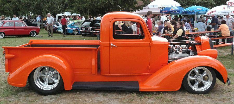 Wyhler Oldtimertag ~~~ Street Rod V8