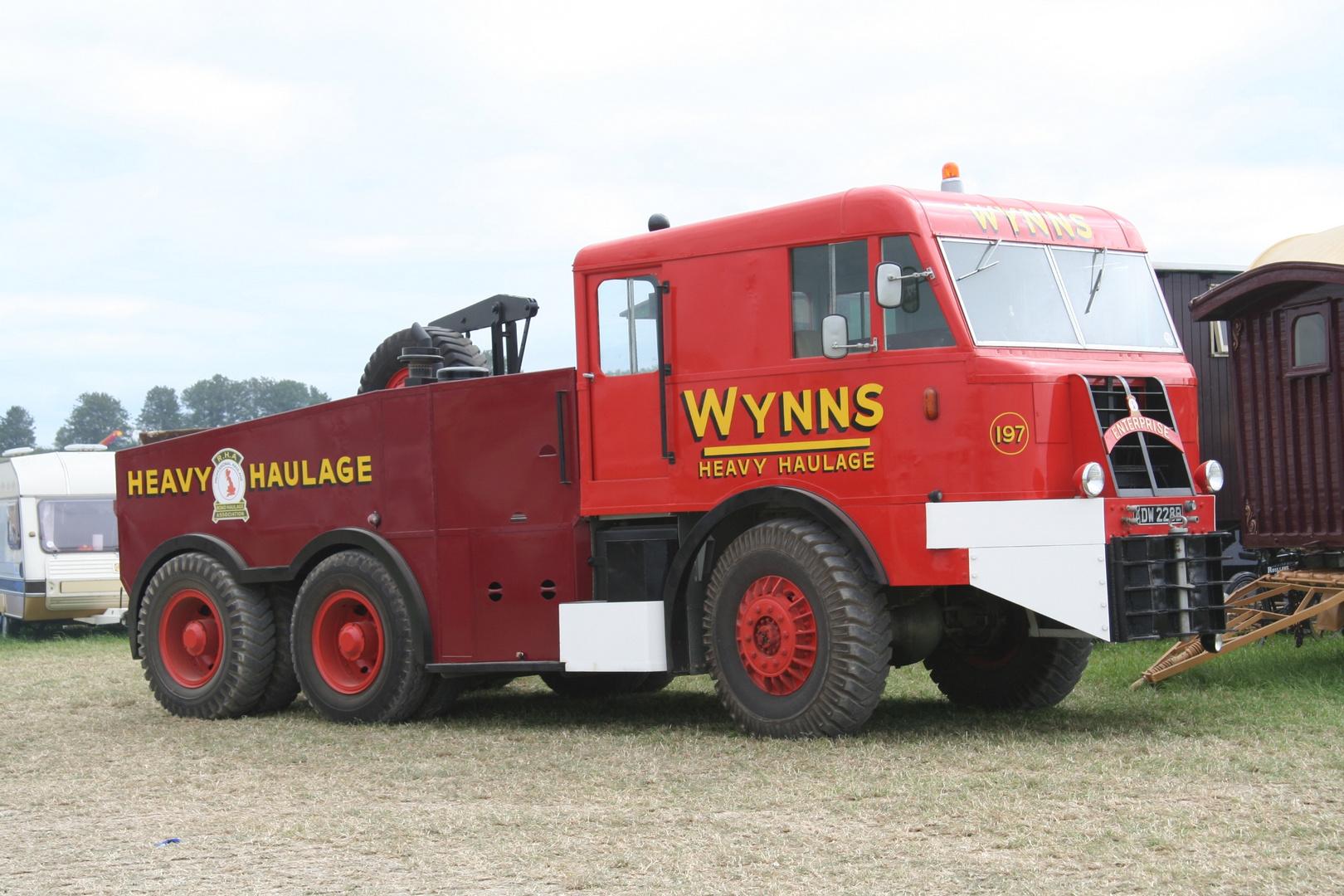 Wynns Heavy Haulage I