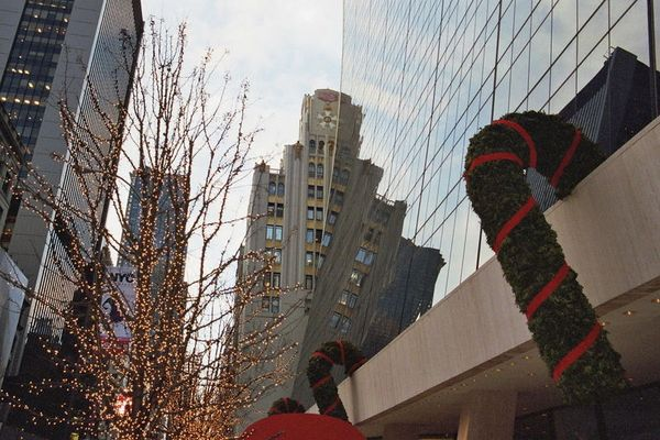 X-mas in NYC