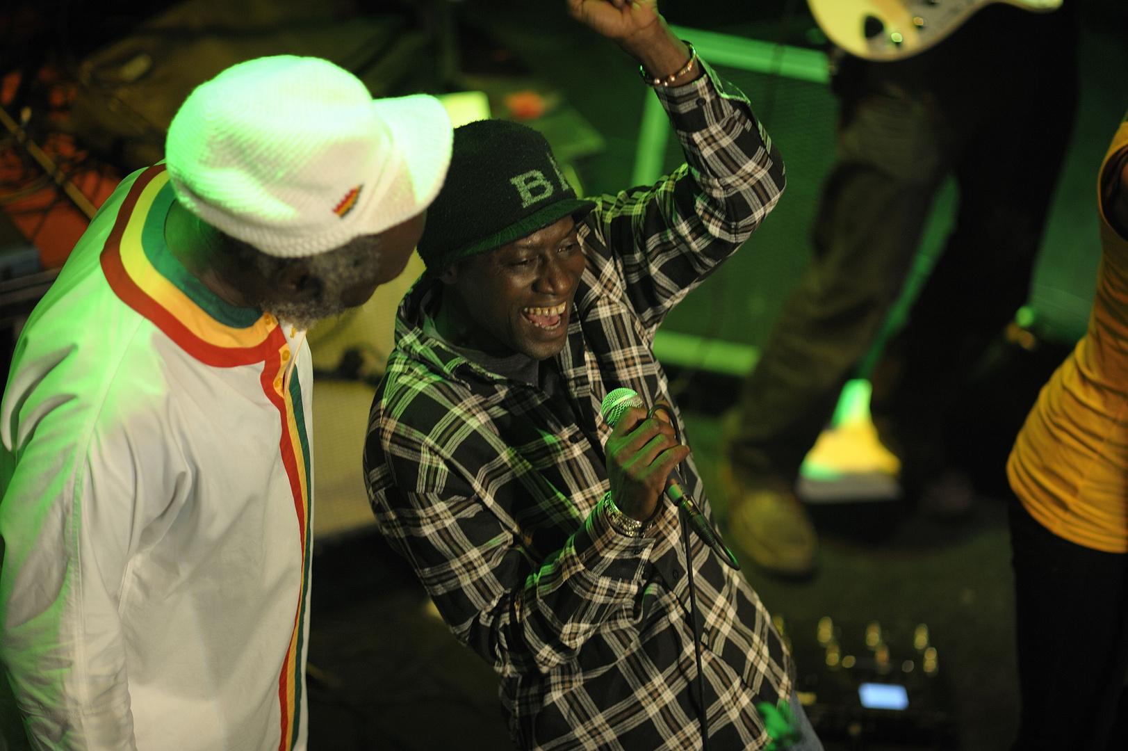 X-Mas Reggae Show 2010