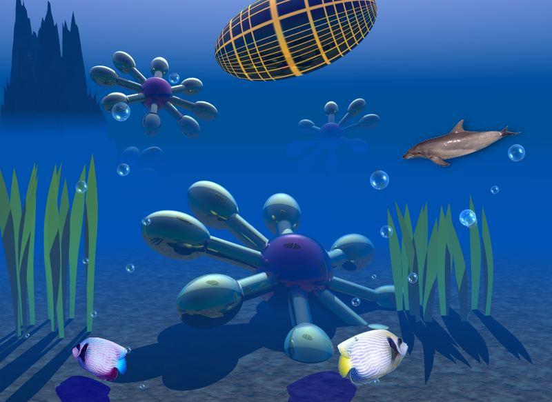 Xaldera- Planet 2 die Tiefe