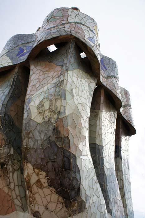 Xemeneia de Gaudí