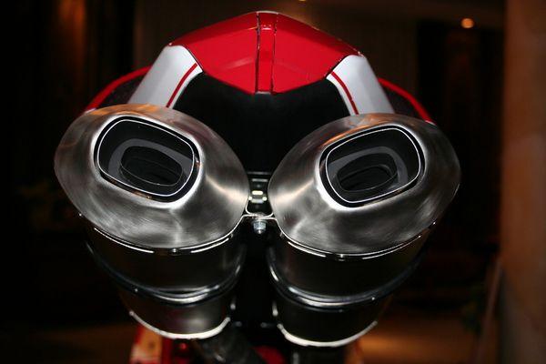Xerox Ducati 1098 S Showbike
