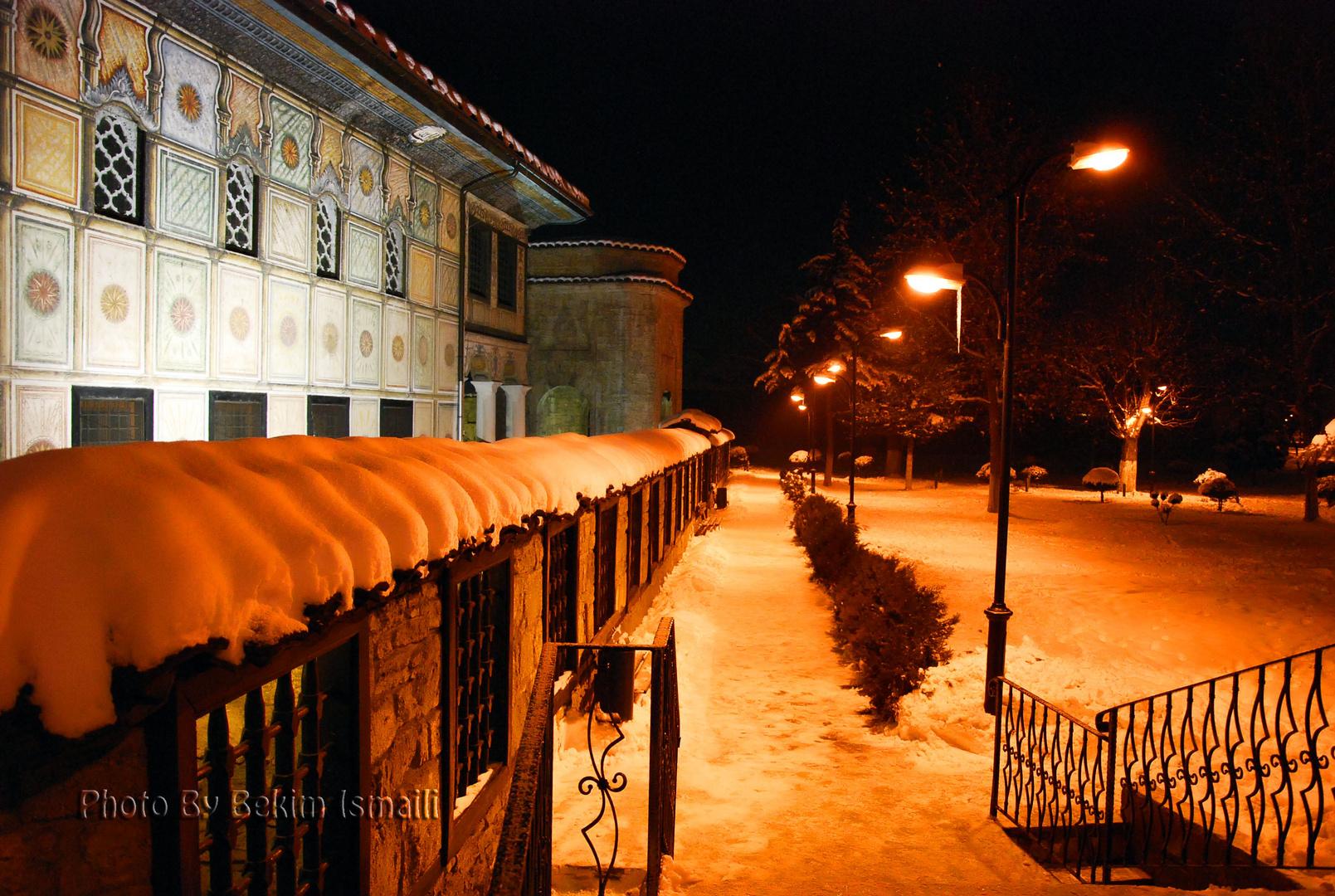 Xhamija e Pashes Tetove Teteovo Macedonia Photo By Bekim Ismaili Dobrosht