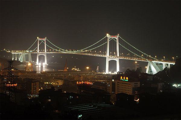 Xiamen Hai Cang Bridge
