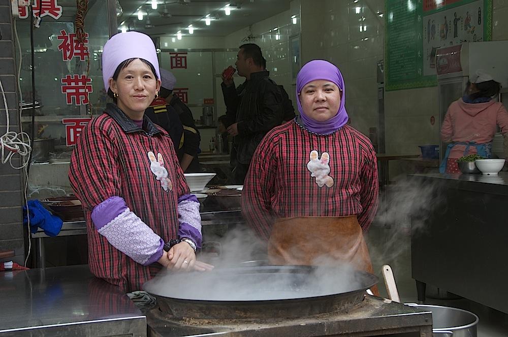 Xi'an (barrio musulmán)