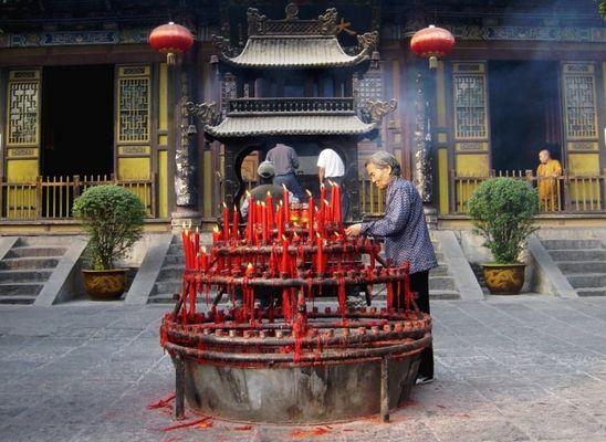 Xi'an - Tempel
