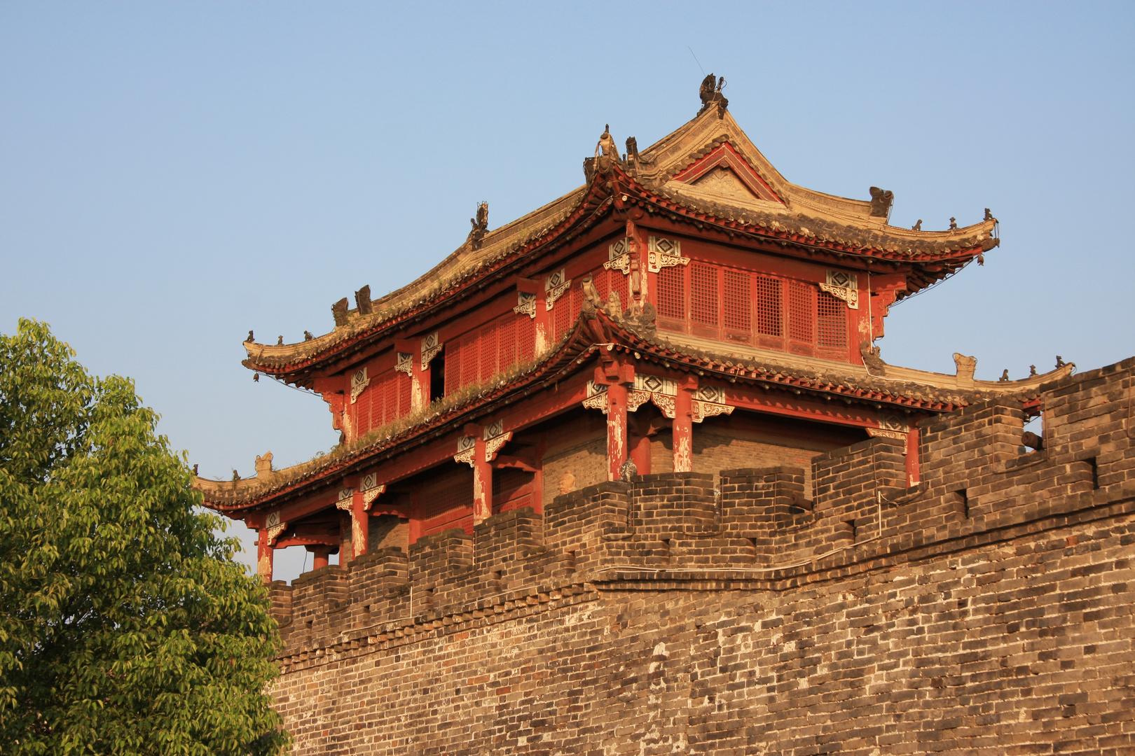 Xiangfang Stadtmauer (2)
