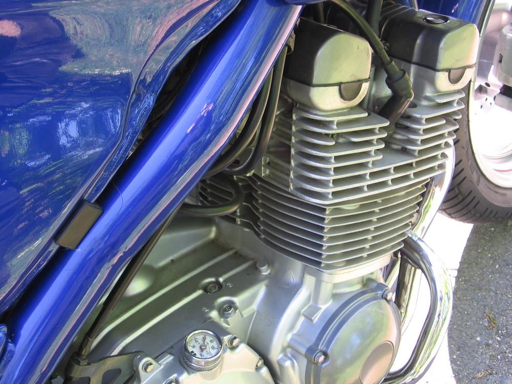 XJ-900S- Motor