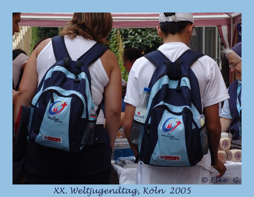 XX. Weltjugendtag, Köln 2005