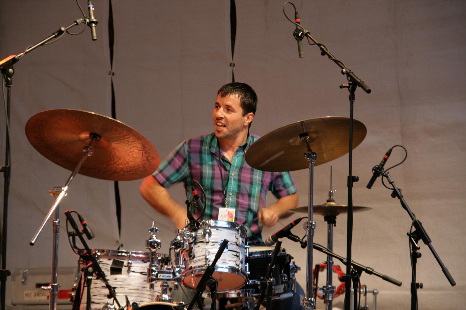XXXl. Jazz Evening Eldena Greifswald 2011..