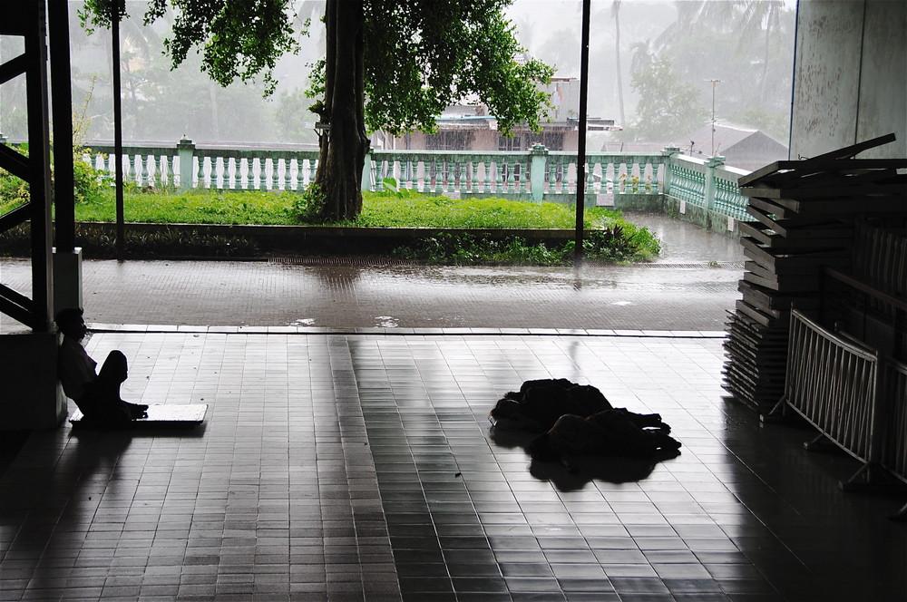 ...y llegó el monzón