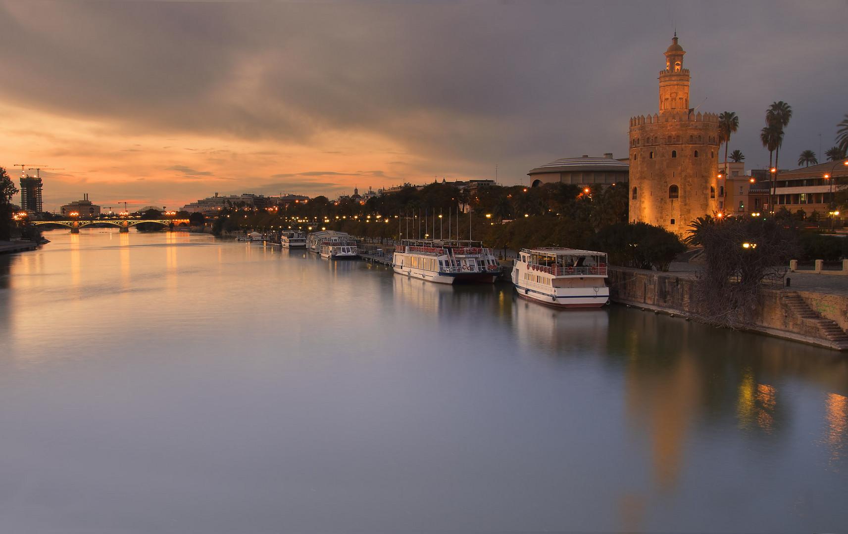 Y Sevilla .....