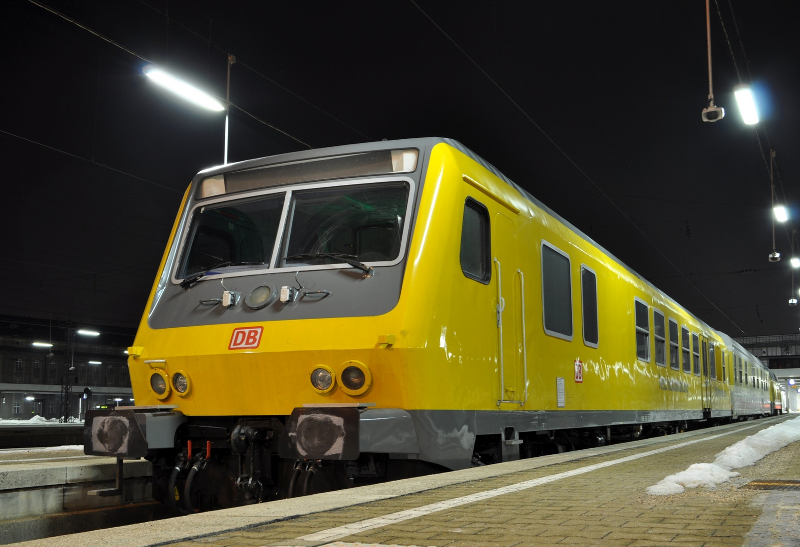 y-Steuerwagen