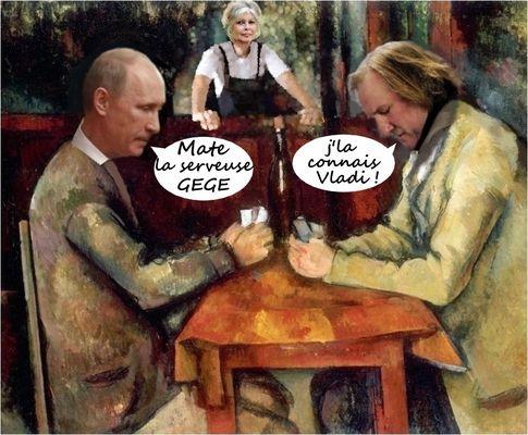 Ya Belote , ce soir au Kremlin