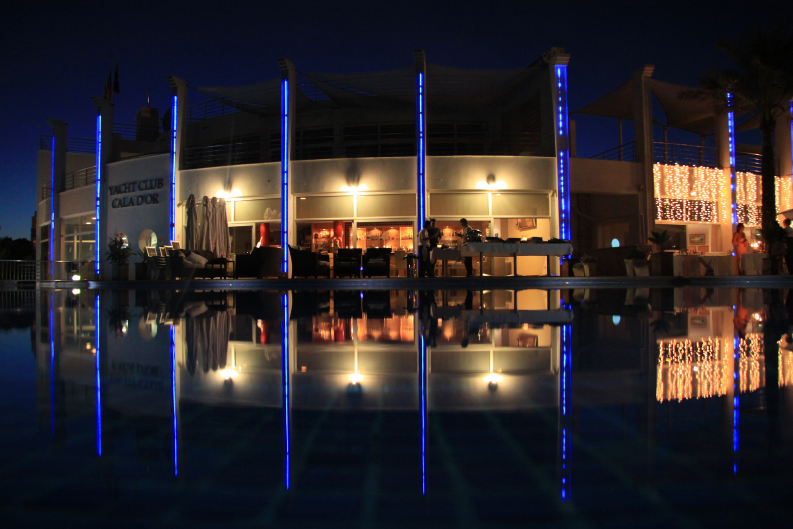 Yacht-Club, Cala D'Or