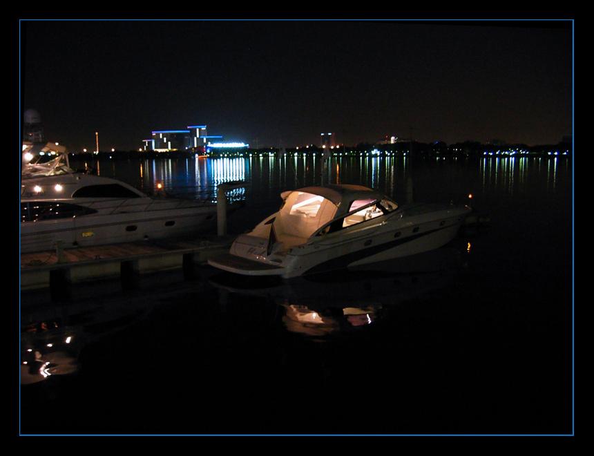Yacht- und Golfklub von Dubai
