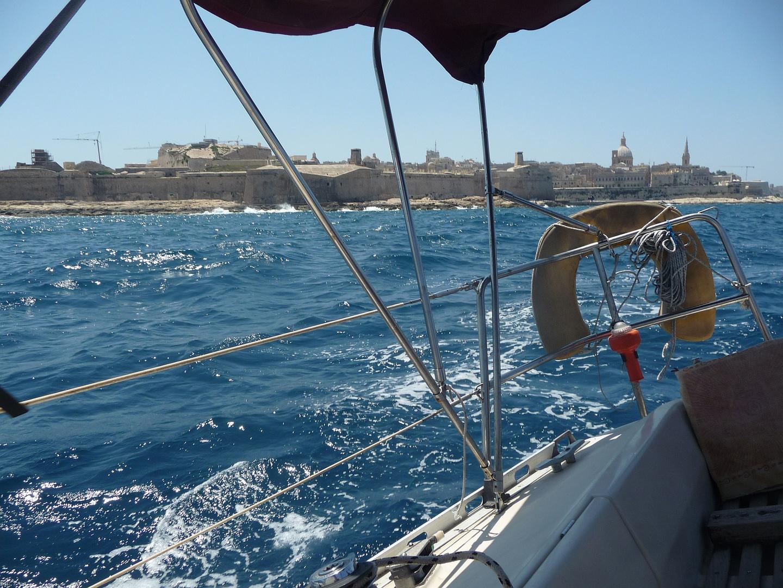 Yacht - Valletta - Malta - 2013
