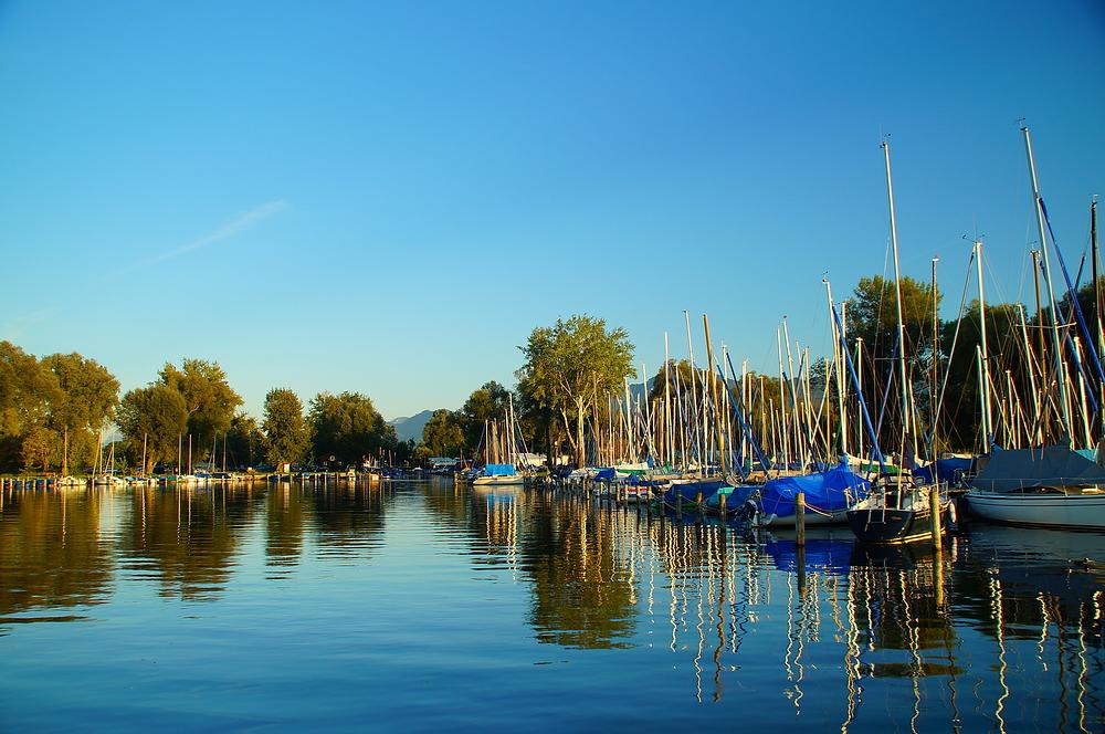 Yachtclub Feldwies in Übersee