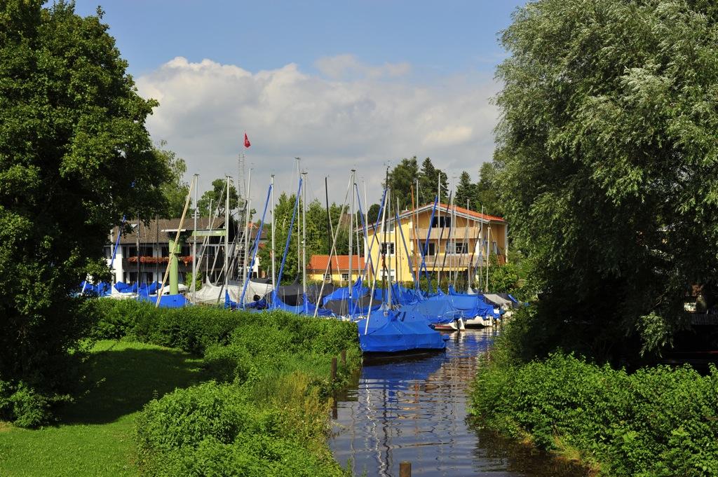 Yachthafen am Starnberger See