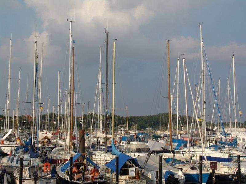 yachthafen eckernförde