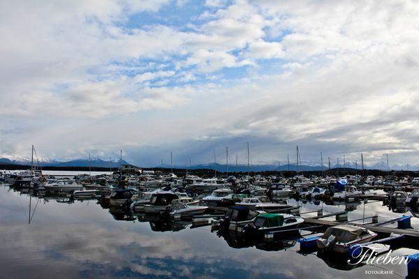 Yachthafen Molde