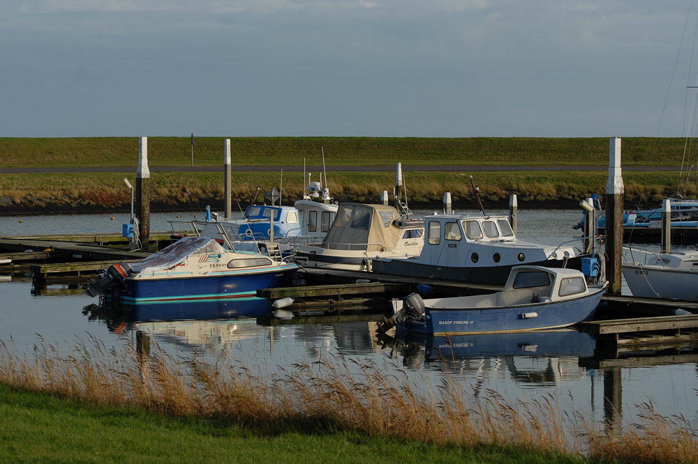 Yachthafen Oudeschild (Texel)