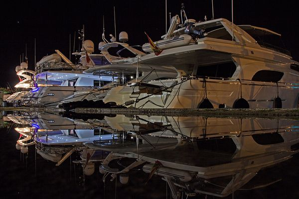 Yachthafen Port d'Alcudia #1