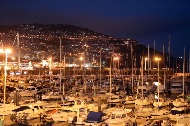 Yachthafen von Funchal