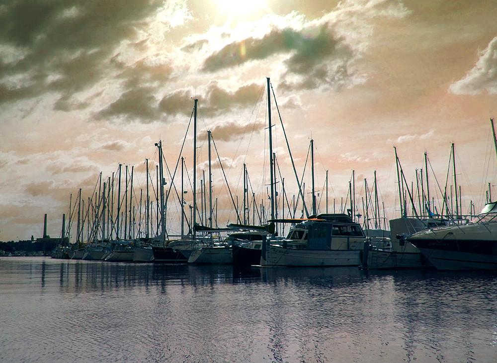 Yachthafen von Port Alcudia