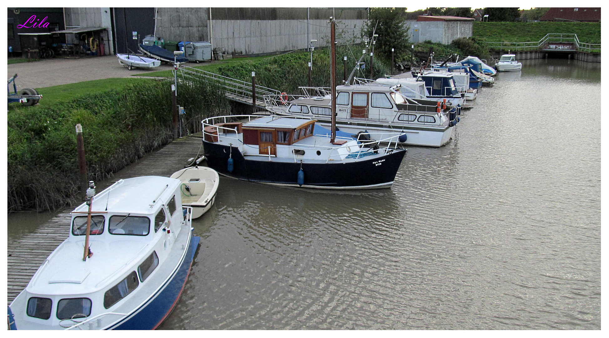 Yachthafen Wischhafen