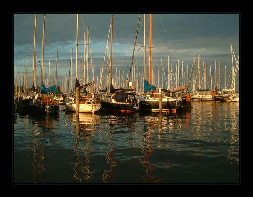 Yachthafen Workum