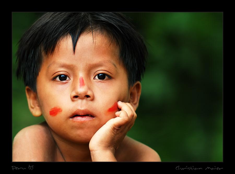 Yagua - Junge II