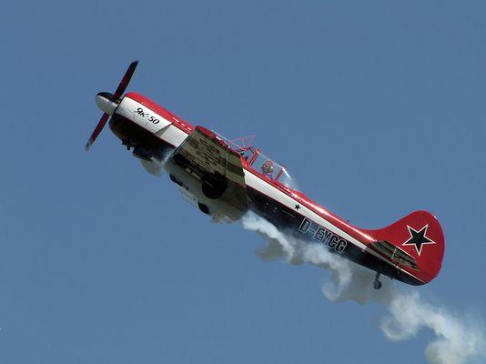 Yak 50 D-EYGG (II)