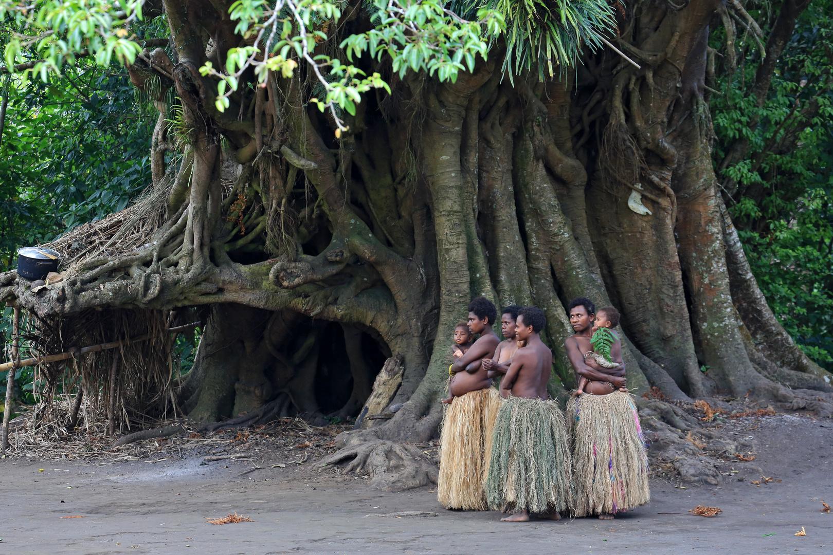 Yakel Insel Tanna/ Vanuatu