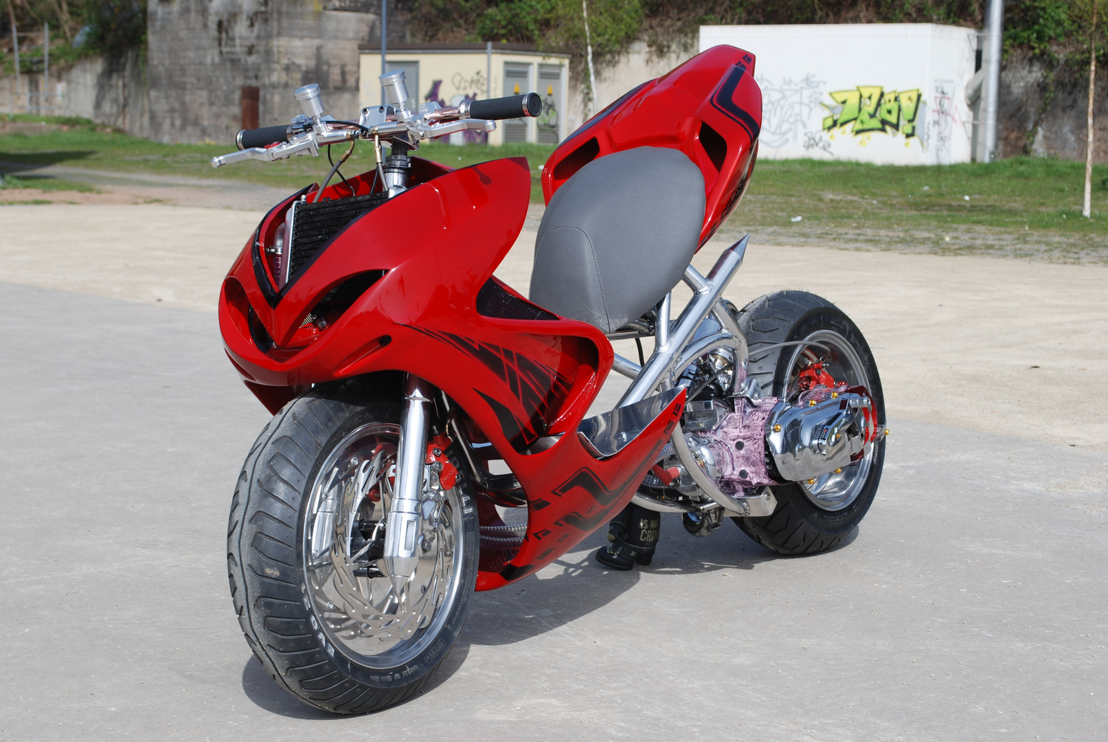 Yamaha Rx A