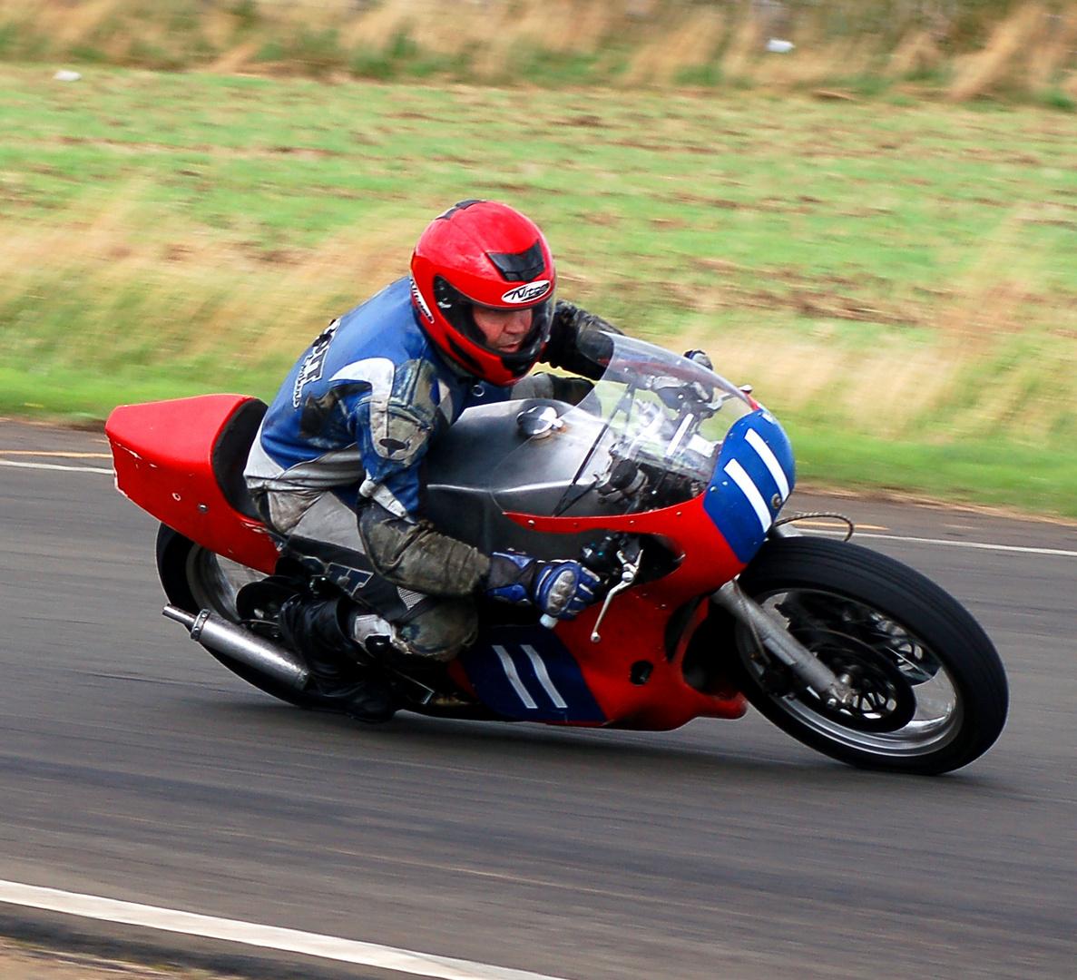 Yamaha TZ 350 Rider