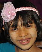 Yangon girl