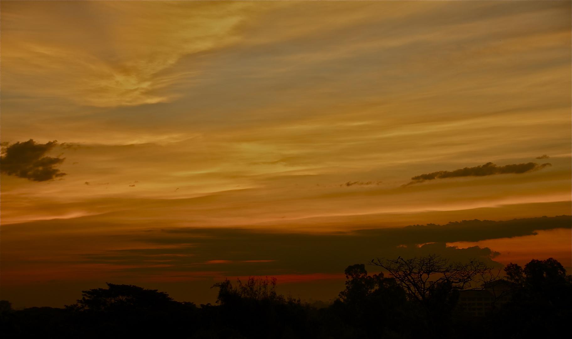 yangon sunrise II