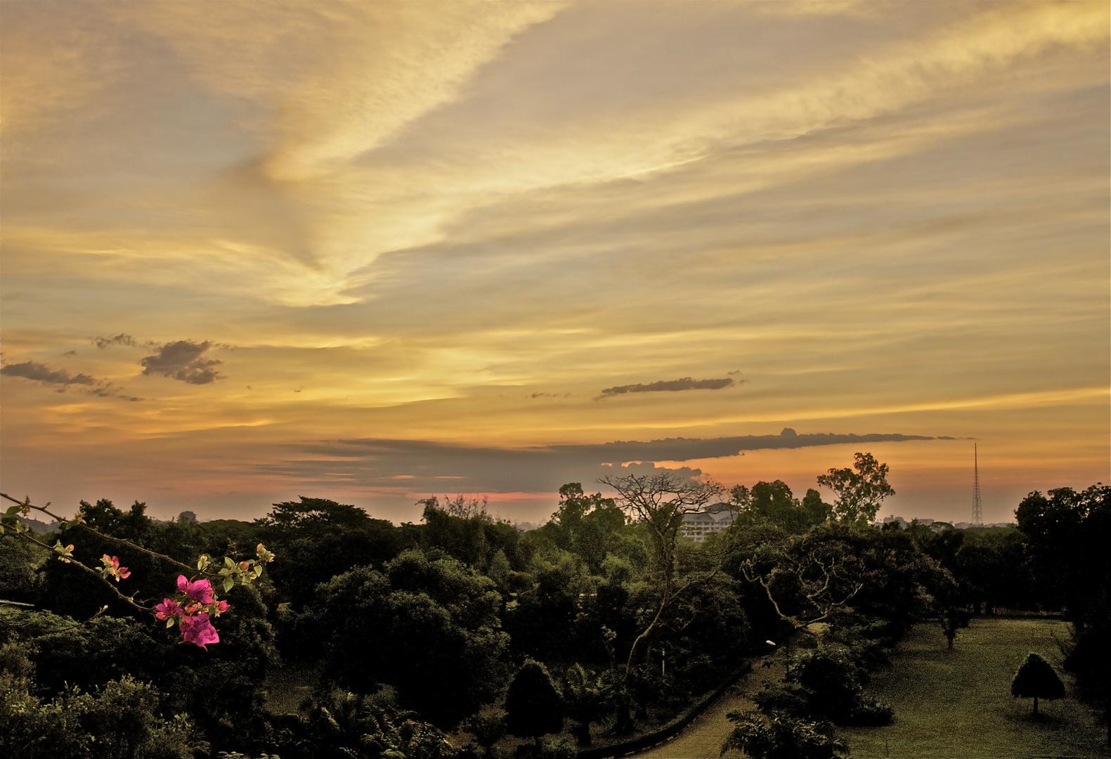 yangon sunrise III